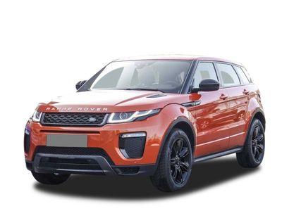 gebraucht Land Rover Range Rover evoque 2.0 TD4 HSE Dynamic Bluetooth