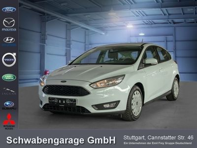 gebraucht Ford Focus 1.5 TDCi ECOnetic 88g Business Navi AHK