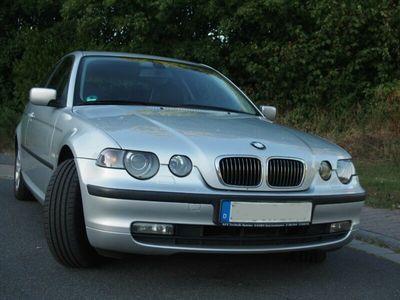gebraucht BMW 316 Compact ti Top Ausstattung, Vollleder