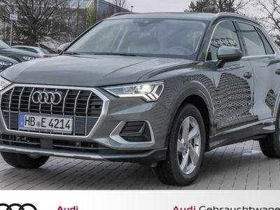 gebraucht Audi Q3 35 TFSI advanced S-Tronic LED Einparkh. LED