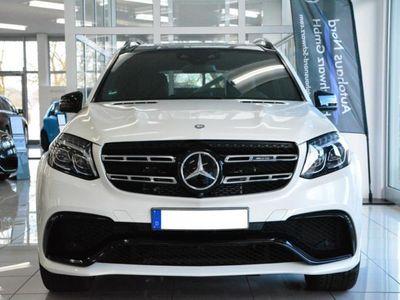gebraucht Mercedes GLS63 AMG Mercedes-AMG4MATIC Off-Roader Sportpaket