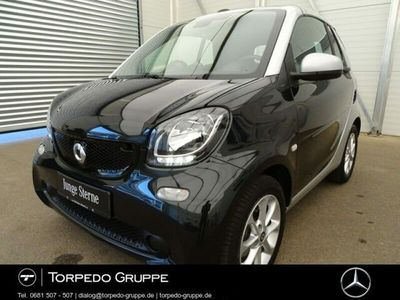 gebraucht Smart ForTwo Cabrio 52 KW TWINAMIC COOL & AUDIO-