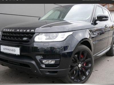 gebraucht Land Rover Range Rover Sport S/C 5.0 HSE Dynamic AHK Kamera