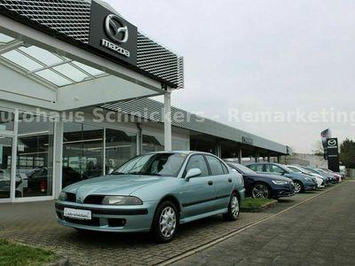 gebraucht Mitsubishi Carisma Lim. 5 Comfort Plus 1600 TÜV 11/21 als Limousine in Geldern