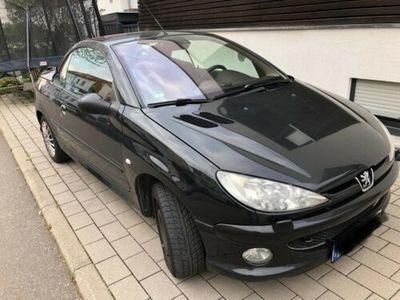 gebraucht Peugeot 206 CC Cabrio Platinum