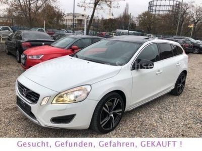 second-hand Volvo V60 D5 AWD Geartronic R-Design