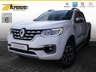 gebraucht Renault Alaskan Intens dCi 190 LEDER KAMERA NAVI EU6