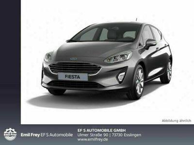 gebraucht Ford Fiesta 1.0 EcoBoost S&S TITANIUM X Navi PDC SHZ AC