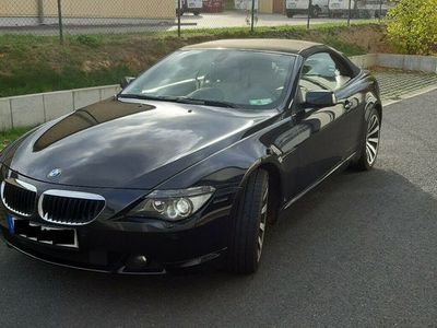 gebraucht BMW 630 Cabriolet i E64 Langstreckenfahrzeug als Cabrio/Roadster in Berlin