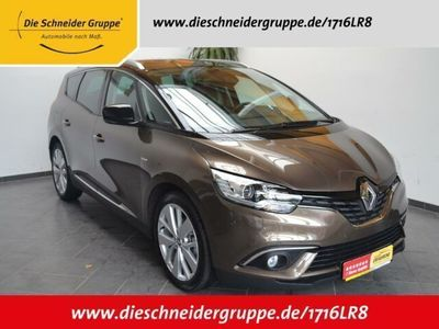 gebraucht Renault Grand Scénic TCe140 GPF Limited DELUXE NAVI PDC
