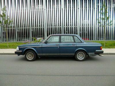 gebraucht Volvo 240 Automatik GLE, ,nur186.000km,Autom.
