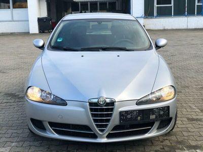 gebraucht Alfa Romeo 147 1.6 Twin Spark Klima TÜV 12/2020