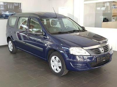 gebraucht Dacia Logan 1.5 dCi LIVE II*1 Hd*AHK*Klima*