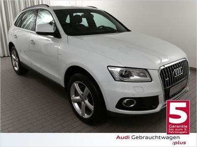 gebraucht Audi Q5 3.0TDi QU S line/XEN/AHK/ACC/-Sound