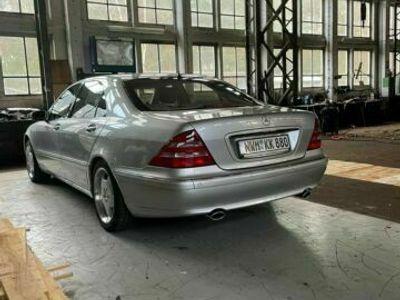 gebraucht Mercedes S600L