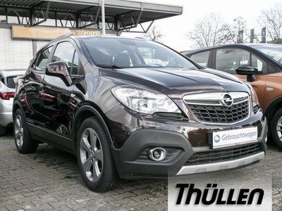 gebraucht Opel Mokka Edition, Automatik, NAVI, RÃckfahrkamera