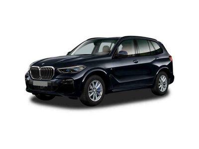 gebraucht BMW X5 X5xDrive30d mon. 899 Eur ohne Anz./M-Sportp./AHK