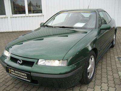 gebraucht Opel Calibra 2.0i -komplett restauriert-Lack Neu-