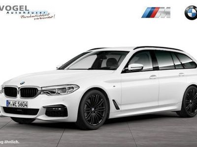 gebraucht BMW 520 d xDrive M Sportpaket