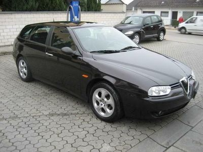 gebraucht Alfa Romeo 156 AlfaSportwagon 2.0 Twin Spark Selespeed,Kl