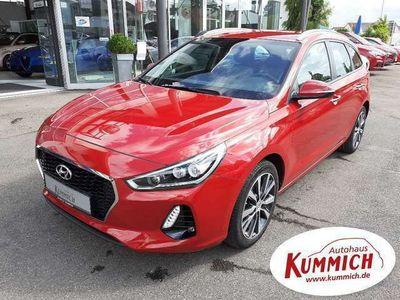 gebraucht Hyundai i30 Kombi 1,4 T-Gdi 7-Dct Trend