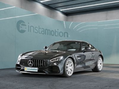gebraucht Mercedes AMG GT C AMG GT CarPlay 2xCam Pano Distr Memo Keyl