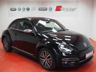 gebraucht VW Beetle Allstar 1.2TSI 164,-ohne Anzahlung Navi Xenon