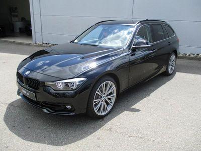 gebraucht BMW 330 i xDrive Touring Edition Sport Line Business