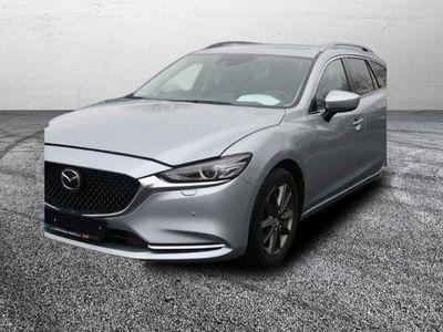 gebraucht Mazda 6 2.2 CD Sports-Line AT Navi LED Leder Bose Eurod-Te