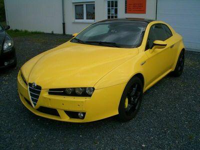 gebraucht Alfa Romeo Brera 3.2 JTS V6 24V Q4 Sky View