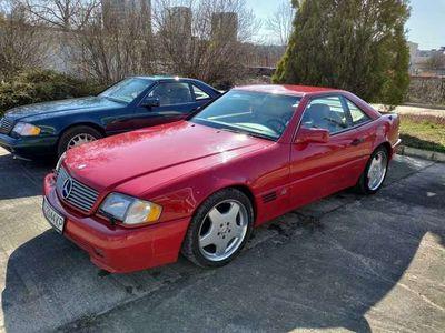 gebraucht Mercedes SL600 Grundausstattung