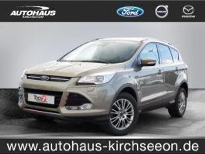 gebraucht Ford Kuga 1.6 EcoBoost Titanium 4x2 Bluetooth Klima