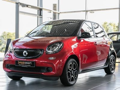 gebraucht Smart ForFour 66 kW twinamic*Passion*Cool & Audio*Pano