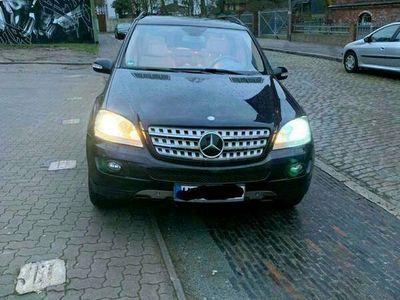 gebraucht Mercedes ML420 Cdi V8 mit Sportpaket und neuem TÜV