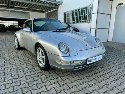 gebraucht Porsche 993 / Targa / BRD-Fzg. / Litronic / SHZ ... als Cabrio/Roadster in Holzwickede