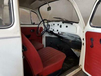 gebraucht VW Käfer Halbautomatik EZ:1970
