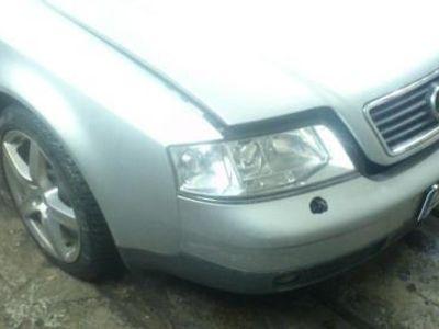 gebraucht Audi A6 PolizeiAvant 2.5 TDi Sondermodell...