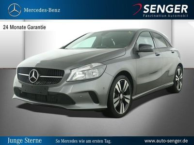 gebraucht Mercedes A180 A-KlasseLimousine Night Park-Assist