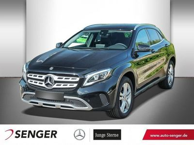 gebraucht Mercedes GLA220 D 4M URBAN+7G+KAMERA+NAVI+LED+TEMPOMAT