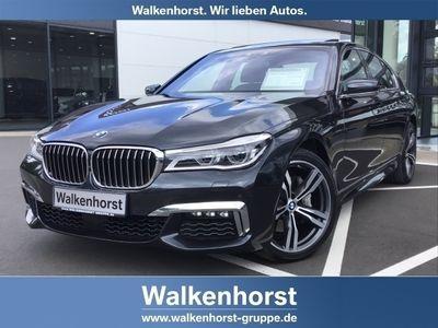 gebraucht BMW 740 d xDrive M-Sportpaket Navi HUD Massagesitz Glasdach LED