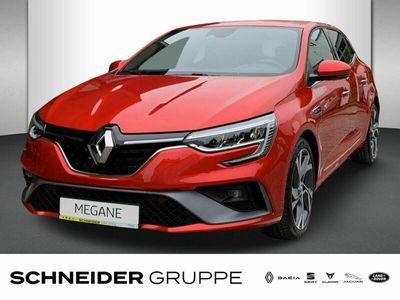 gebraucht Renault Mégane R.S. Line TCe 160EDC HEAD-UP+PARK-ASSIS