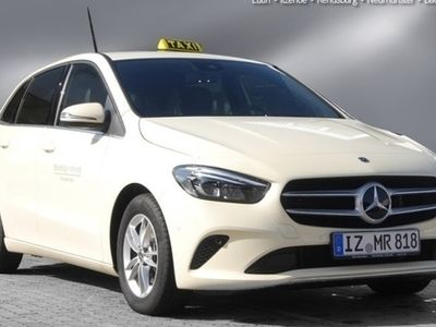 gebraucht Mercedes B180 d ''Das Taxi'' Style LED Parktronic Sitzh