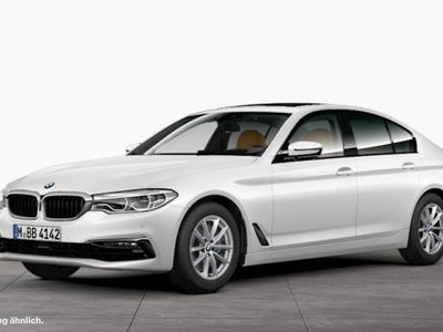 gebraucht BMW 540 i xDrive Lim Sport Line AHK Standh KomfSi DrAs+