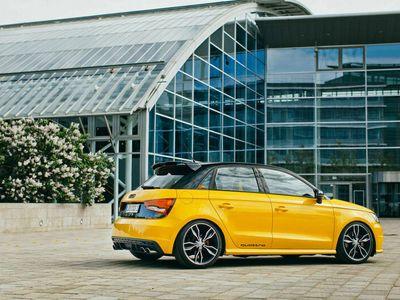 gebraucht Audi S1 Sportback/Carbon/Leistung/Gewindefahrwerk