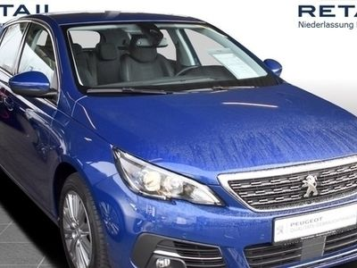 gebraucht Peugeot 308 Allure BlueHDi 130 *NAVI/SHZ/EPH*