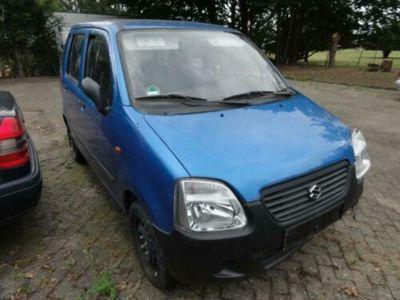używany Suzuki Wagon R+ 2004 76 PS ,56 kW Benzin 115TKM Unfall
