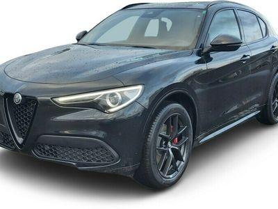 gebraucht Alfa Romeo Stelvio StelvioMY20 VELOCE 2.2 Diesel 16V 154kW HARMAN/