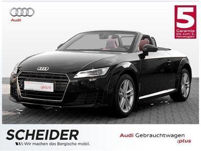 gebraucht Audi TT Roadster 2.0TDI ultra S-SITZE LEDER NAVI-VORB