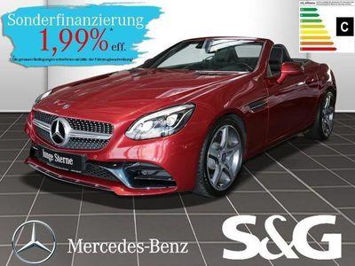 gebraucht Mercedes 300 SLCAMG-LINE PanoDach/COMAND/LED/Sitzheizung
