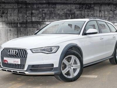 gebraucht Audi A6 Allroad 3.0TDI qu. S-trc EU6 Xen Navi Cam Tempo